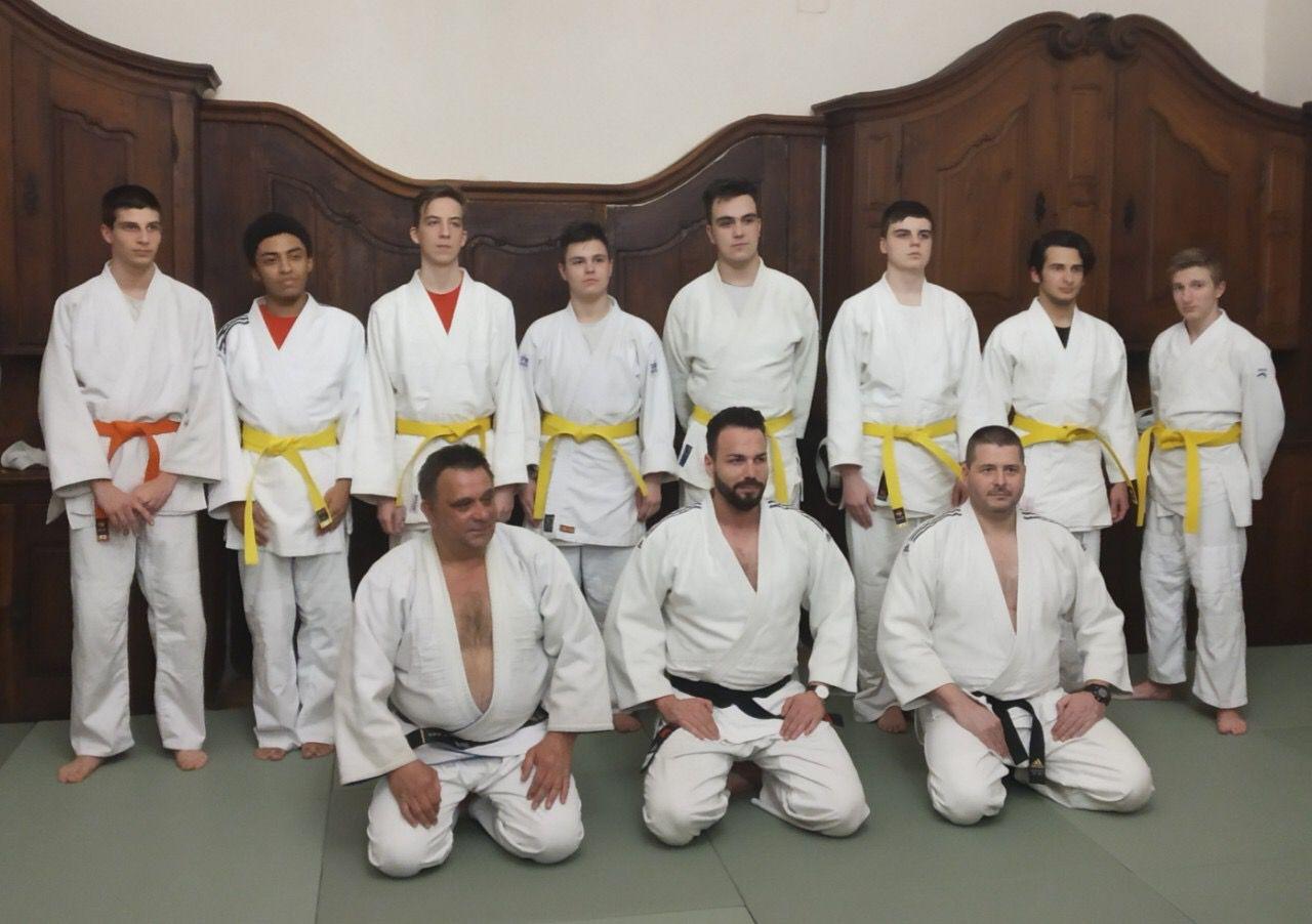Judo vizsga 1